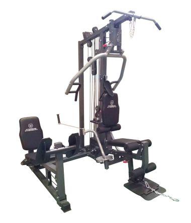 Titanium Strength Macchina Multifunzione con Leg Press