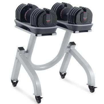 Titanium Strength Adjustable Dummbells 2-36 kg + Rack, Fitness, Crossfit, Workout, Home Gym, Arms, Chest, Shoulders, Squat, Power Cage, Functional