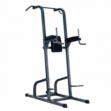 Titanium Strength Deluxe Power Tower, Fitness, Crossfit, Workout, Home Gym, Arms, Chest, Shoulders, Power Cage, Functional
