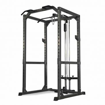 Titanium Strength Full Heavy Duty Power Cage, Strength, Workout, Home Gym, Fitness, Crossfit