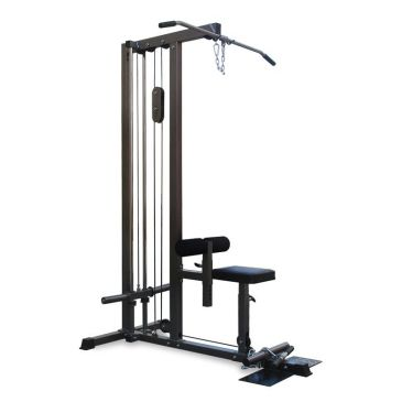 Titanium Strength High Lat / Row Machine, Fitness, Crossfit, Workout, Home Gym, Arms, Chest, Shoulders, Power Cage, Functional