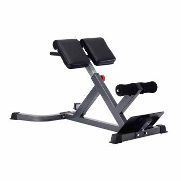 Titanium Strength Hyper Extension 45 Degree Bench, Back, Hyper Extension, Strength, Workout, Home Gym