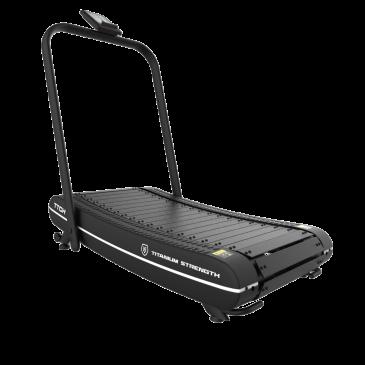 Titanium Strength TTCH Curved Treadmill
