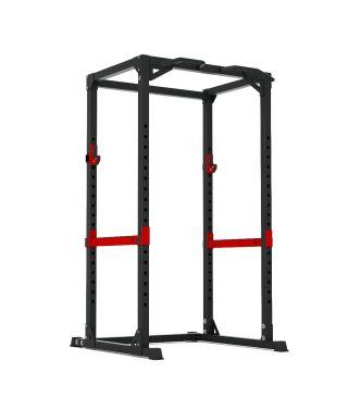 Titanium Strength Evolution Heavy Duty Power Rack, Strength, Workout, Home Gym, Fitness, Crossfit