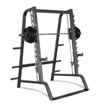 Titanium Strength Linear Bearing Smith Machine, Fitness, Crossfit, Workout, Home Gym, Arms, Chest, Shoulders, Power Cage, Functional