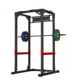 Titanium Strength Commercial HD Power Rack - X Line, Fitness, Home Gym, Workout