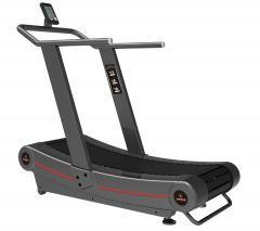 Titanium Strength Commercial Curved Treadmill, Cardio Hiit, Crossfit, Workout, Home Gym