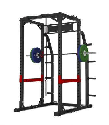 Titanium Strength Professionale HD Heavy Duty Power Rack - X Line