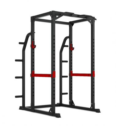 Titanium Strength Evolution HD Power Rack con Deposito Dischi