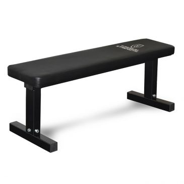 Titanium Strength Flat Bench, Fitness, Workout, Home Gym, Crossfit,