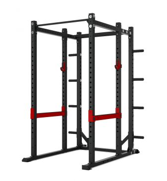 Titanium Strength Comercial Athletic Power Rack - X Line