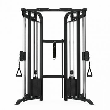 Titanium Strength Commercial Dual Adjustable Pulley, Fitness, Crossfit, Workout, Home Gym, Arms, Chest, Shoulders, Power Cage, Functional