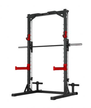 Titanium Strength Evolution Deluxe Smith Machine and Rack, Fitness, Crossfit, Workout, Home Gym, Arms, Chest, Shoulders, Power Cage, Functional