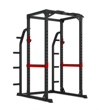 Titanium Strength Evolution HD Power Rack with Storage,Strength, Workout, Home Gym, Fitness, Crossfit