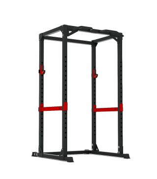 Titanium Strength Evolution Heavy Duty Power Rack, Strength, Workout, Home Gym, Fitness, Crossfit